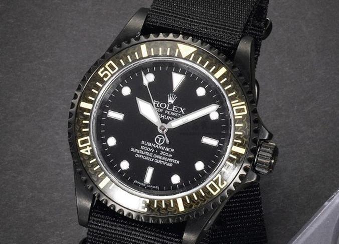 劳力士手表表壳的耐磨性