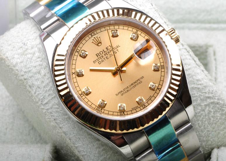 北京劳力士维修中心教你佩戴手表表带