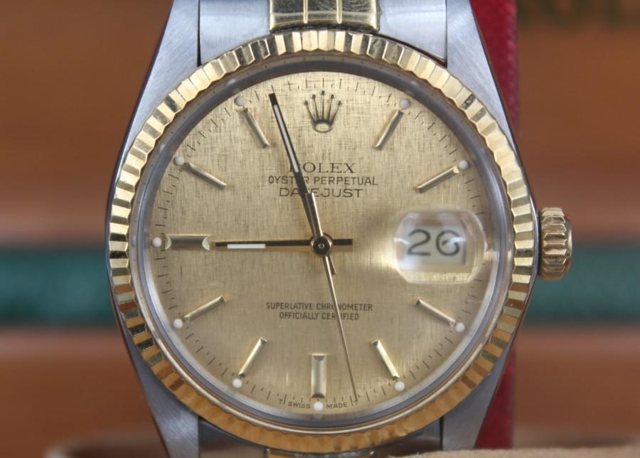 北京劳力士官方维修中心教你保养手表