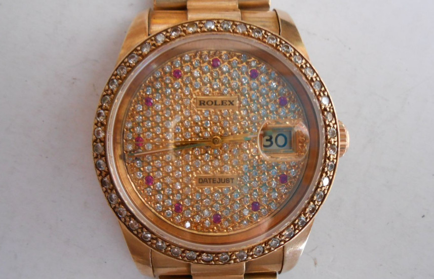 保养rolex手表