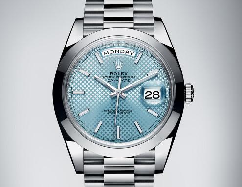 劳力士日志型手表保养方法