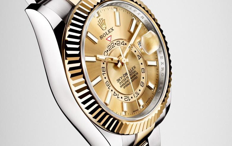 鉴别劳力士日志型手表的常见问题
