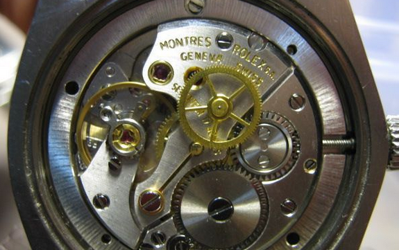 劳力士机械手表维修的常见问题